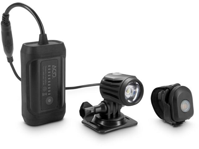 Cube ACID HPA 1300 Lampa LED, czarny